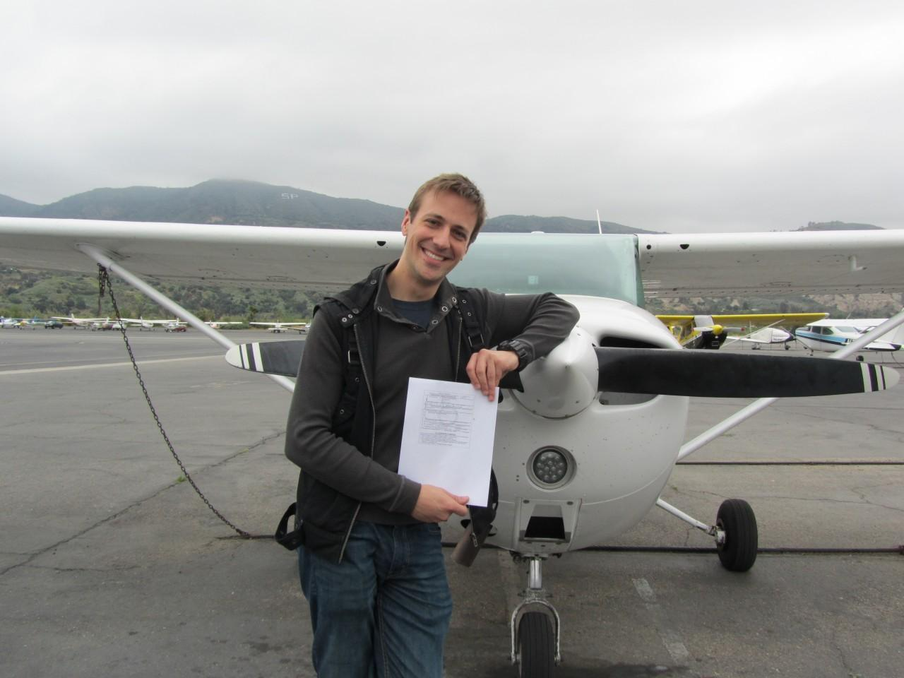 Instrument Rating - Brandon Meadows