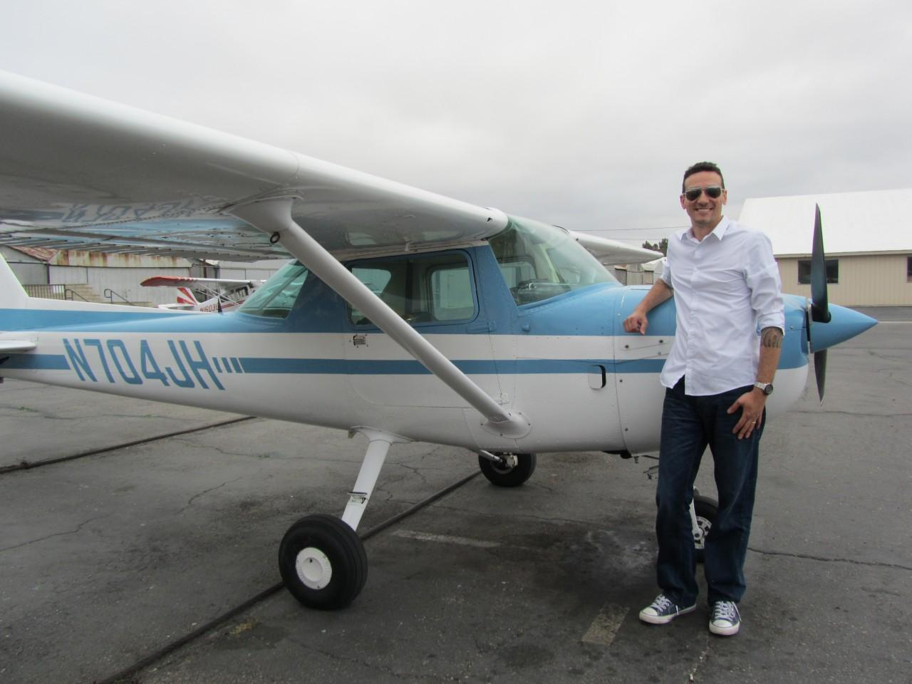 First Solo - Jason Stack