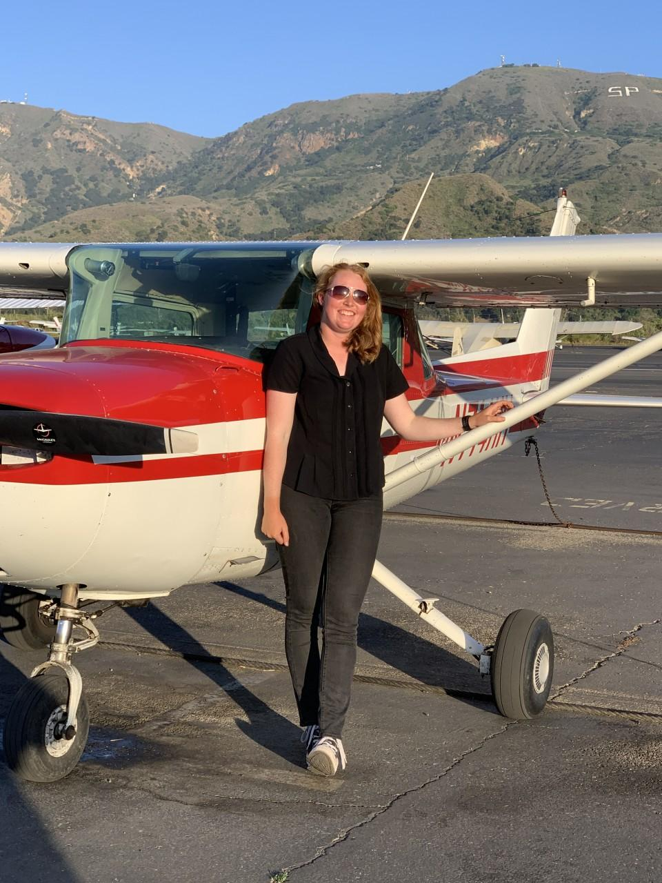 Private Pilot - Greta Liebeler