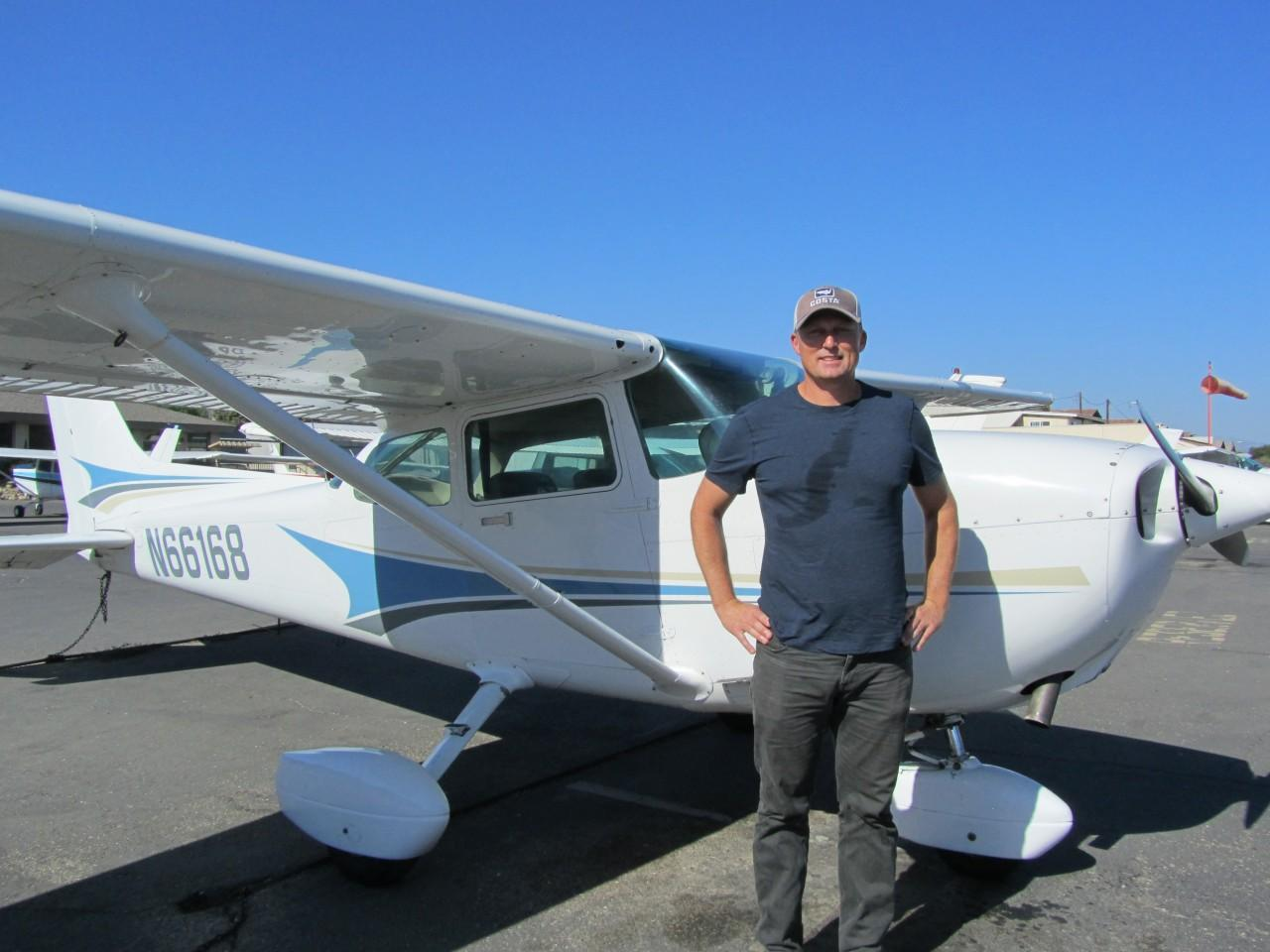 First Solo - Steve Couvillion!