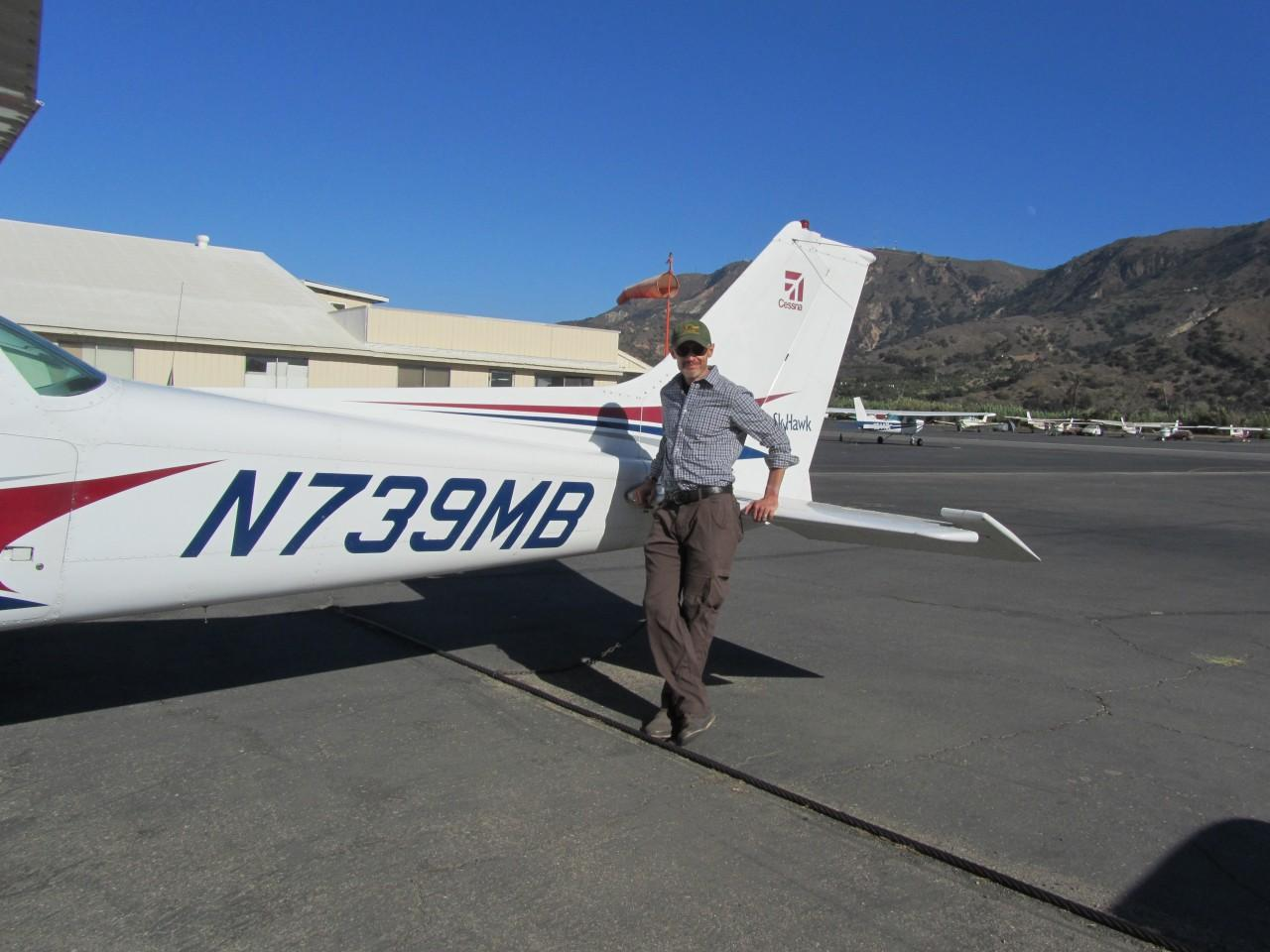 Certified Flight Instructor - Glen Enzfelder!