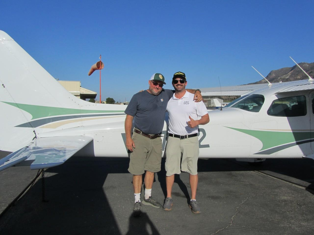 Private Pilot - Brent Jacobs!