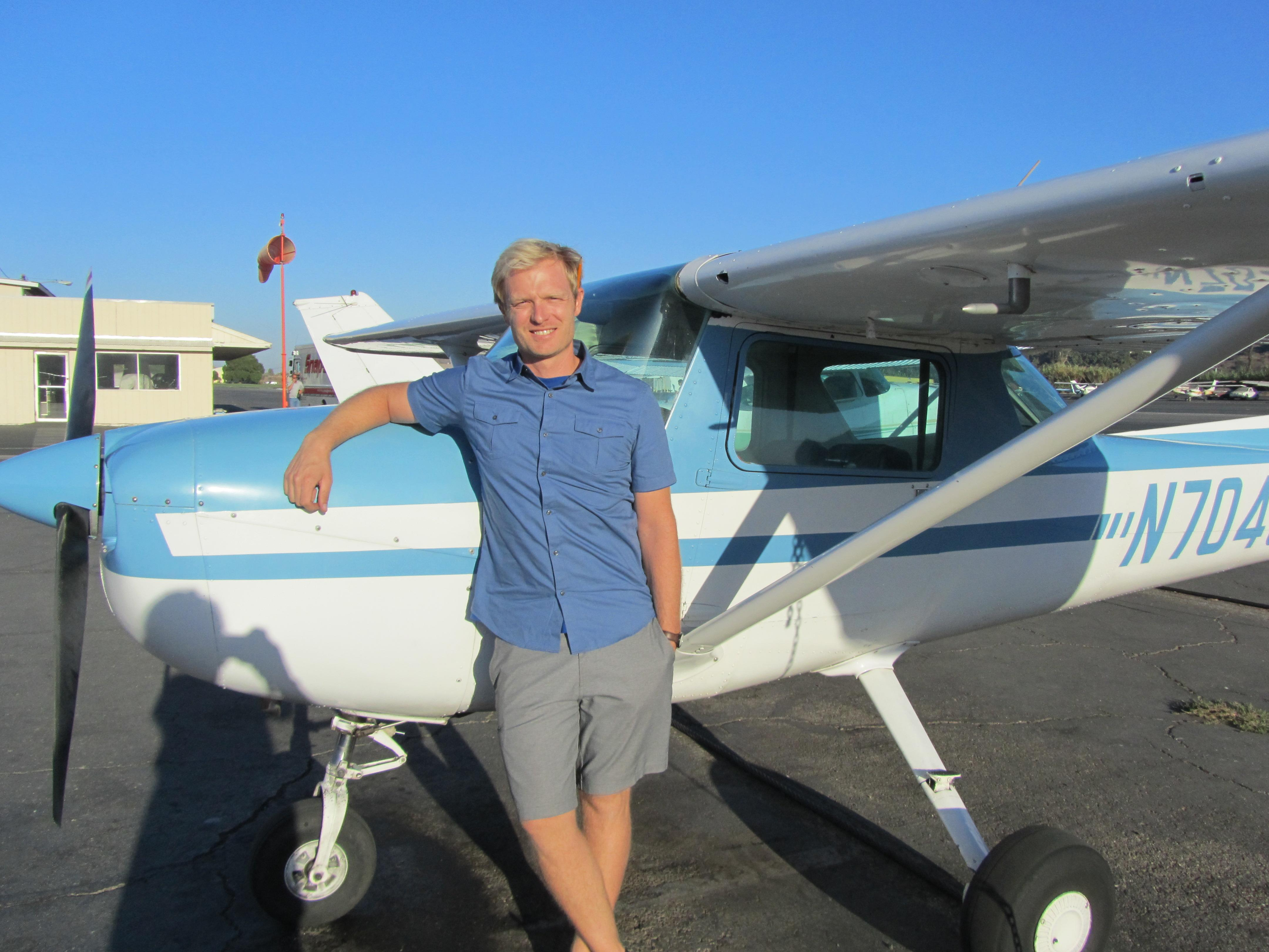 Andy Payton - Private Pilot