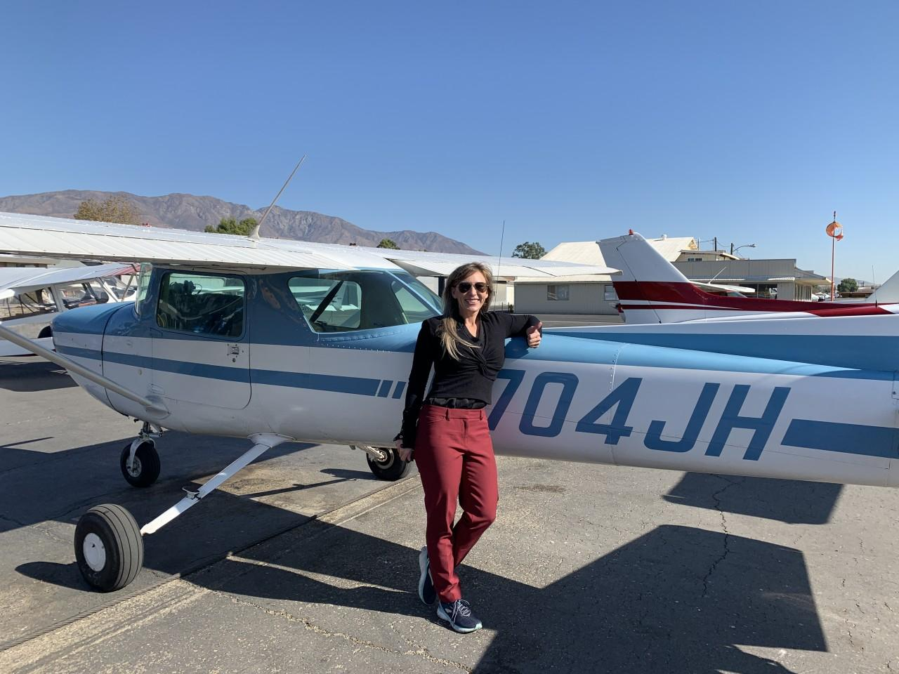 First Solo - Jayme Garone