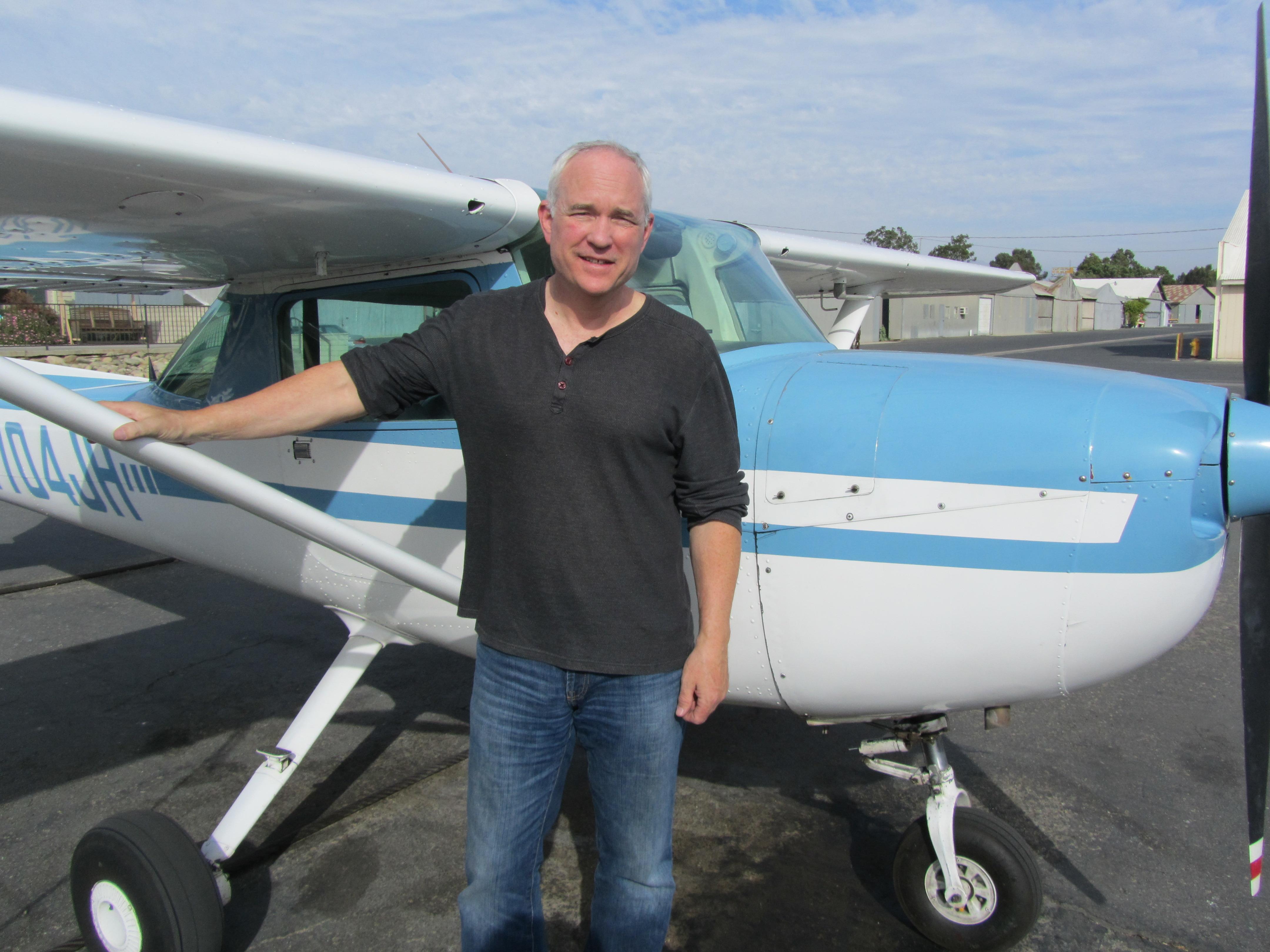 Private Pilot - Scott Jette