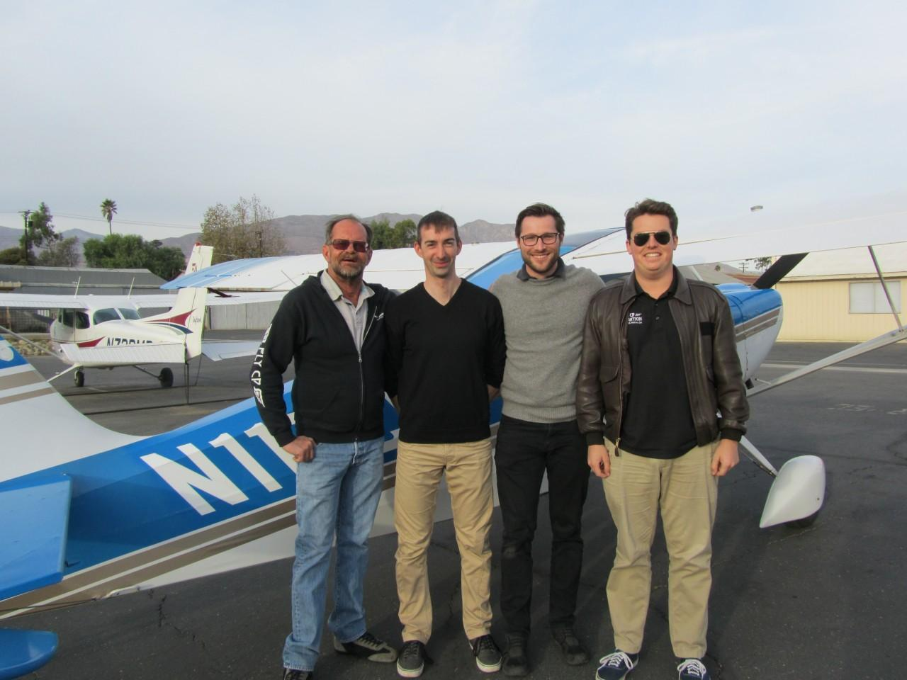 Tailwheel Endorsements and Emergency Maneuver Training Complete!