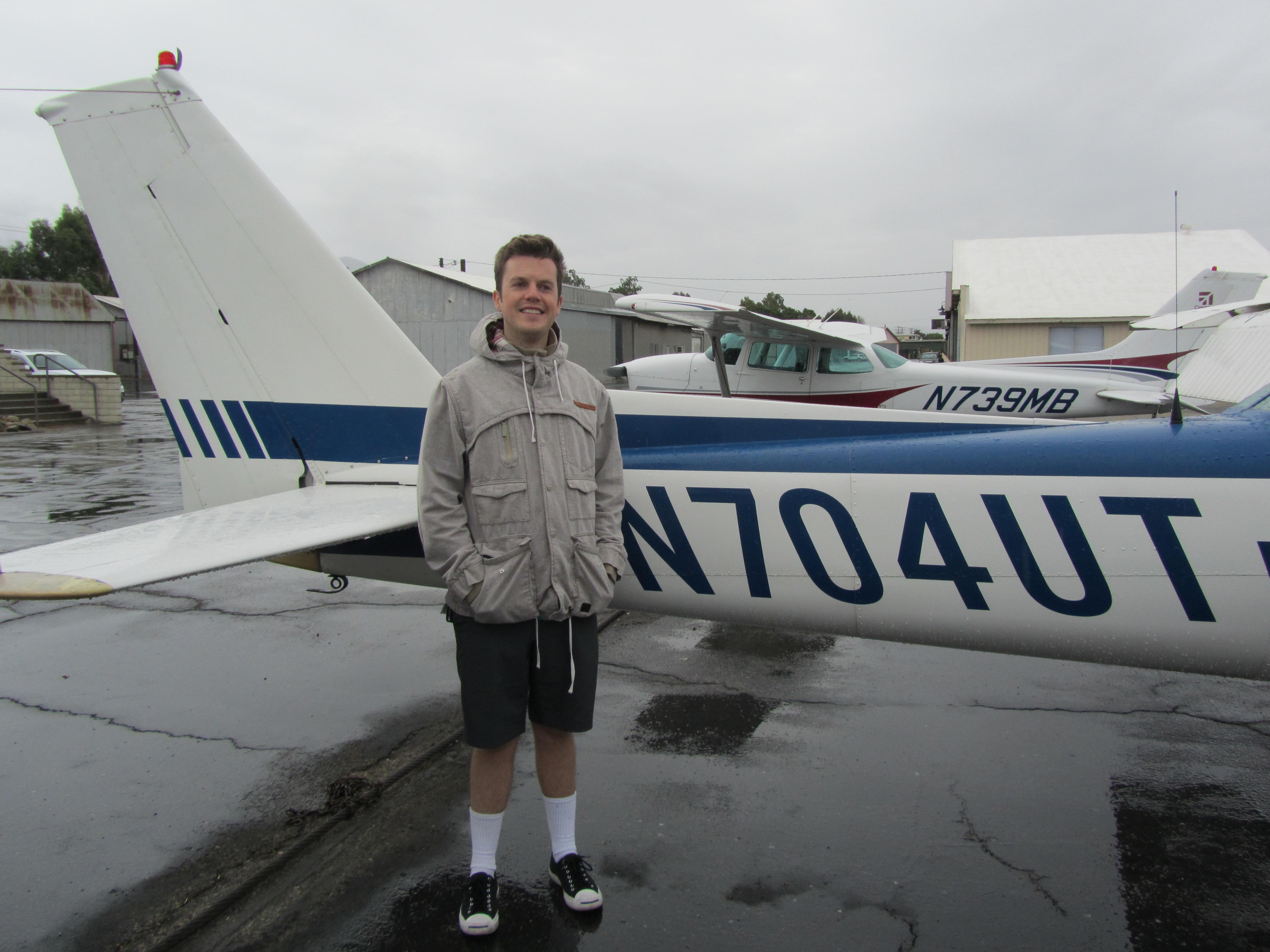 Commercial Pilot - Luke Moran