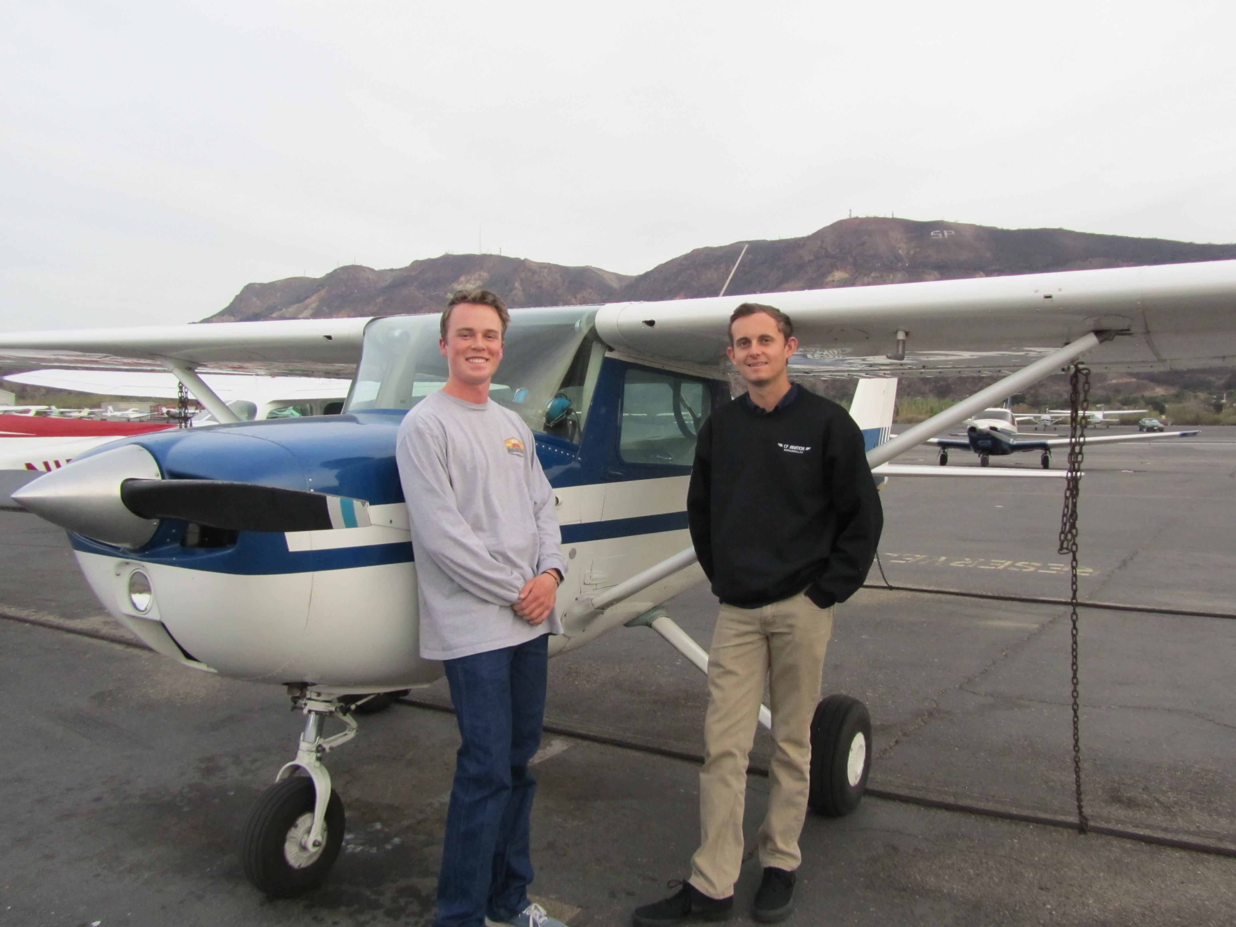 First Solo - Chad Nealon!