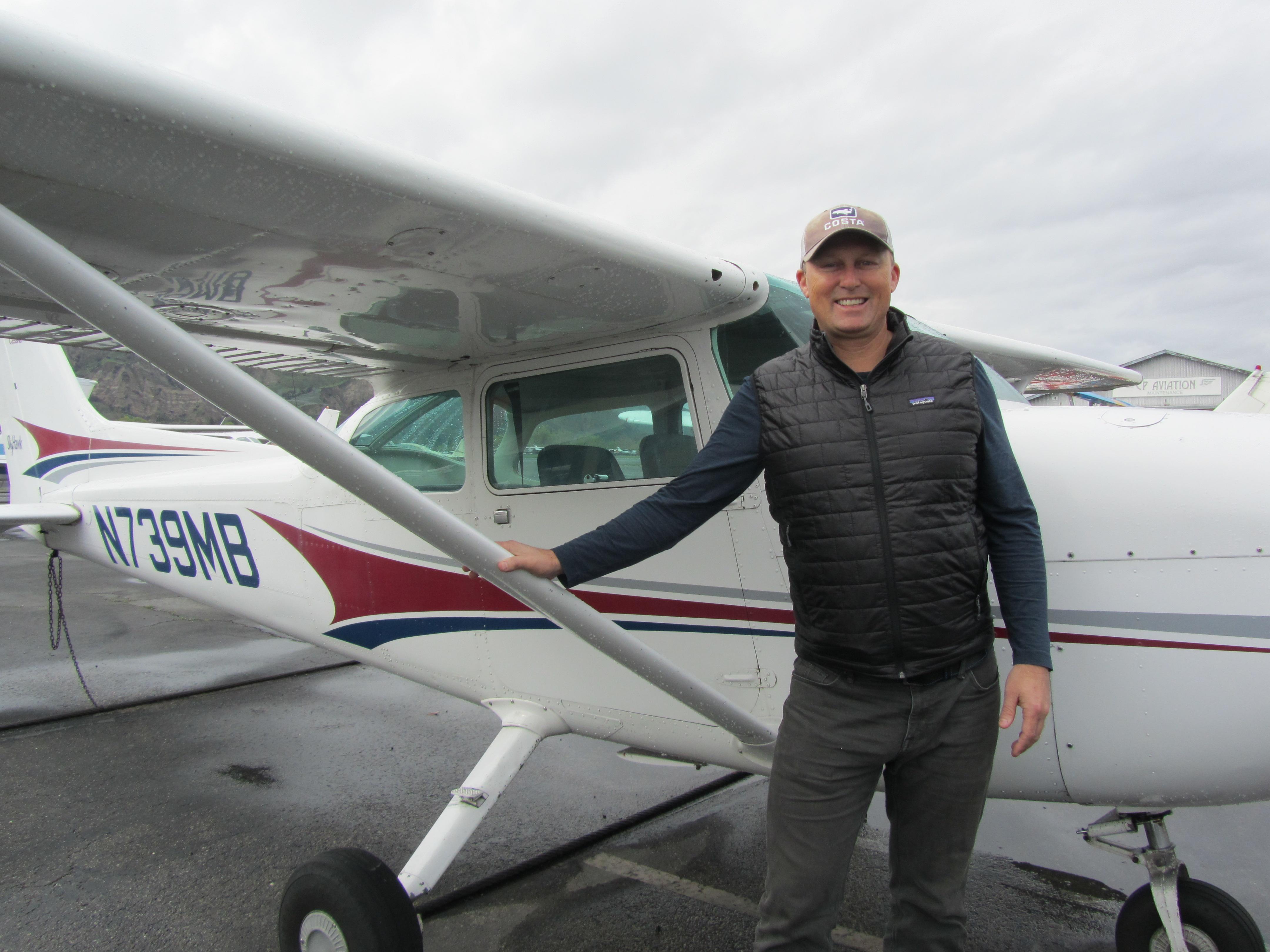 Private Pilot - Steve Couvillion