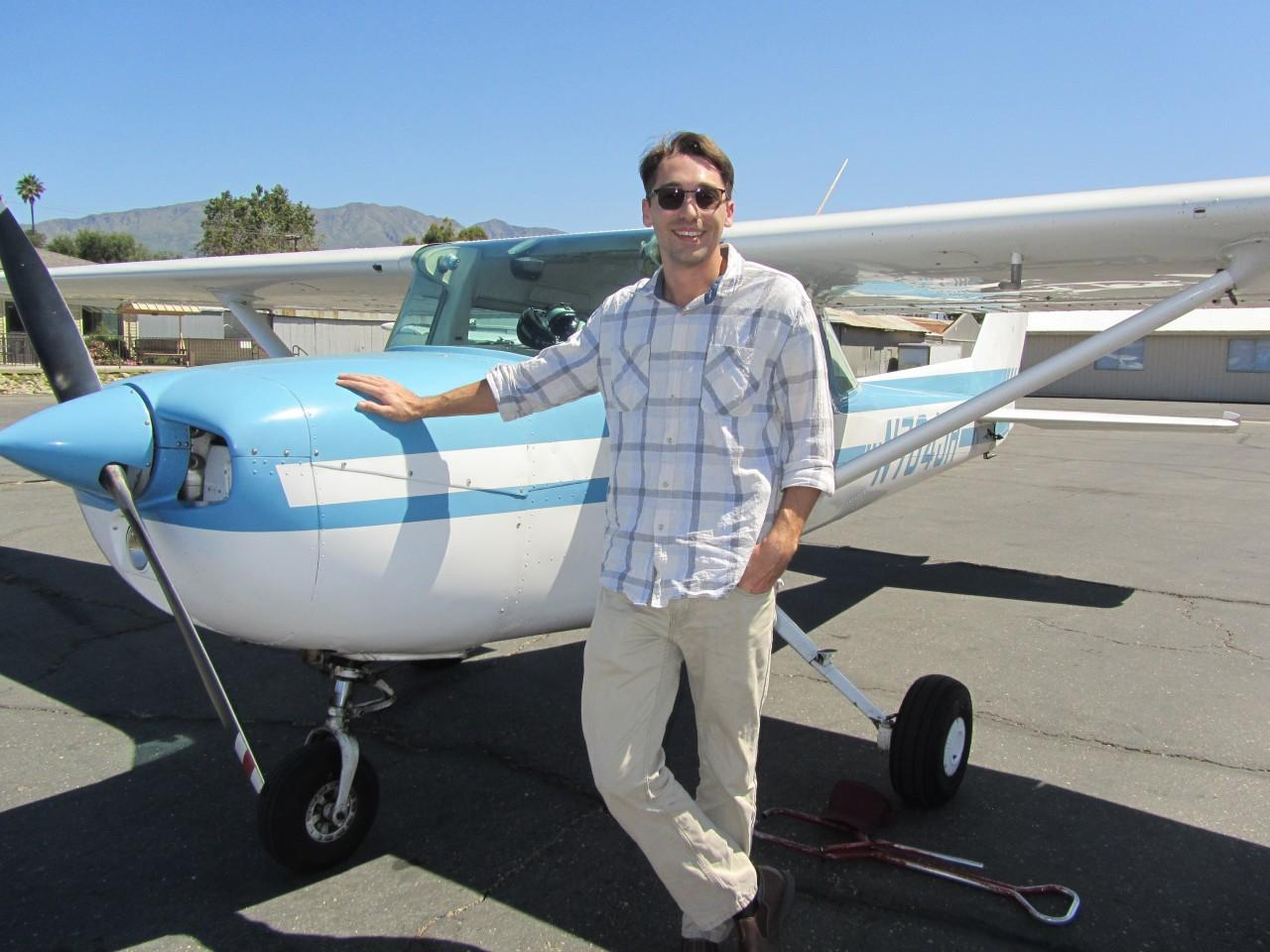 First Solo - Jonathan Patrick