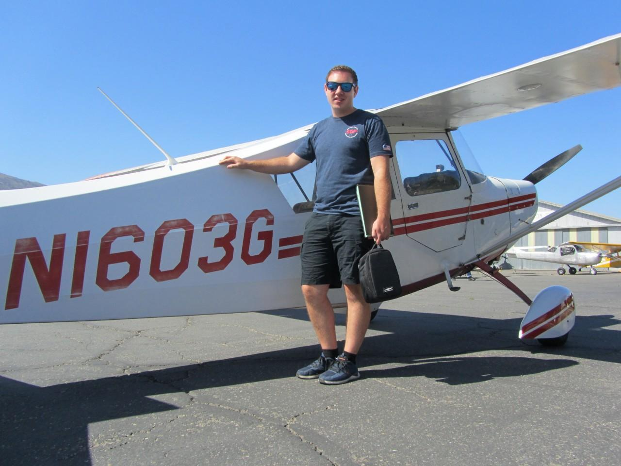 Tailwheel Endorsement - Donnie Lucy