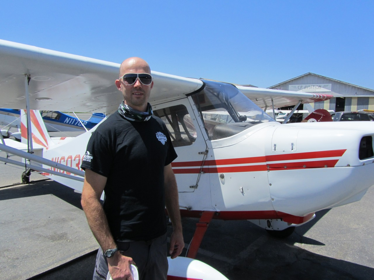 Tailwheel Endorsement - Jacob Fuerst