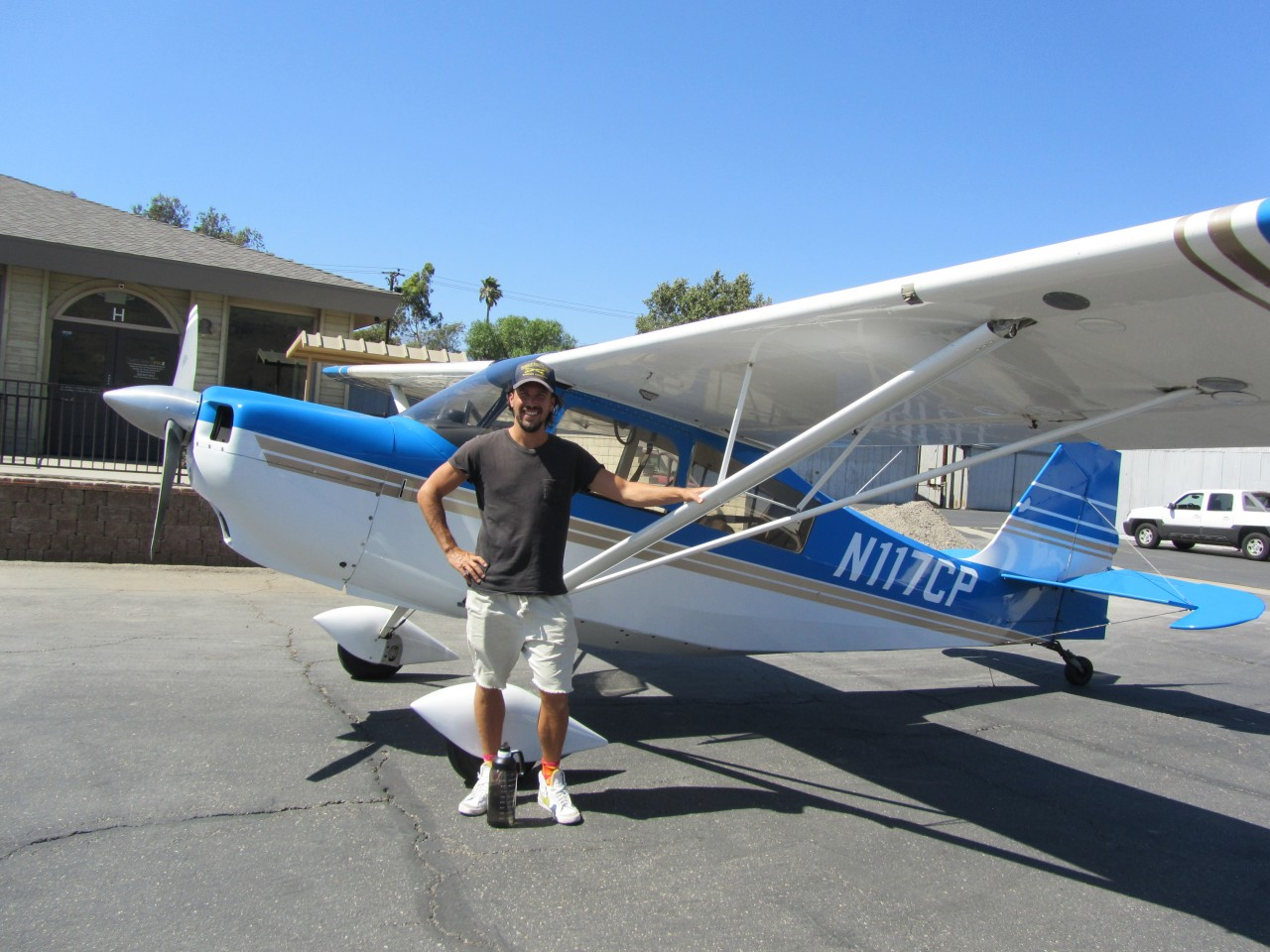 Tailwheel Endorsement - Stefan Siegel