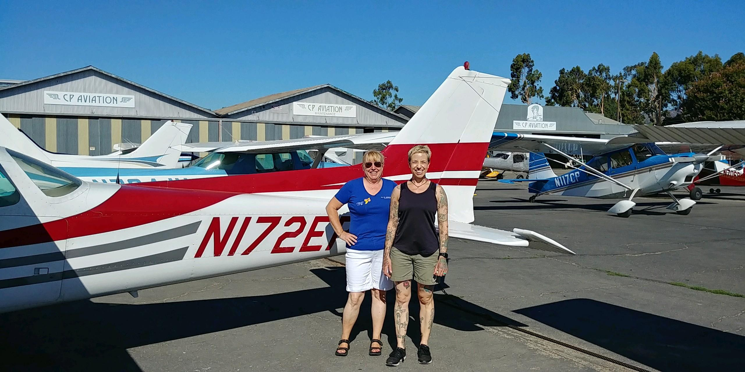 Instrument Rating - Stephanie Corbell