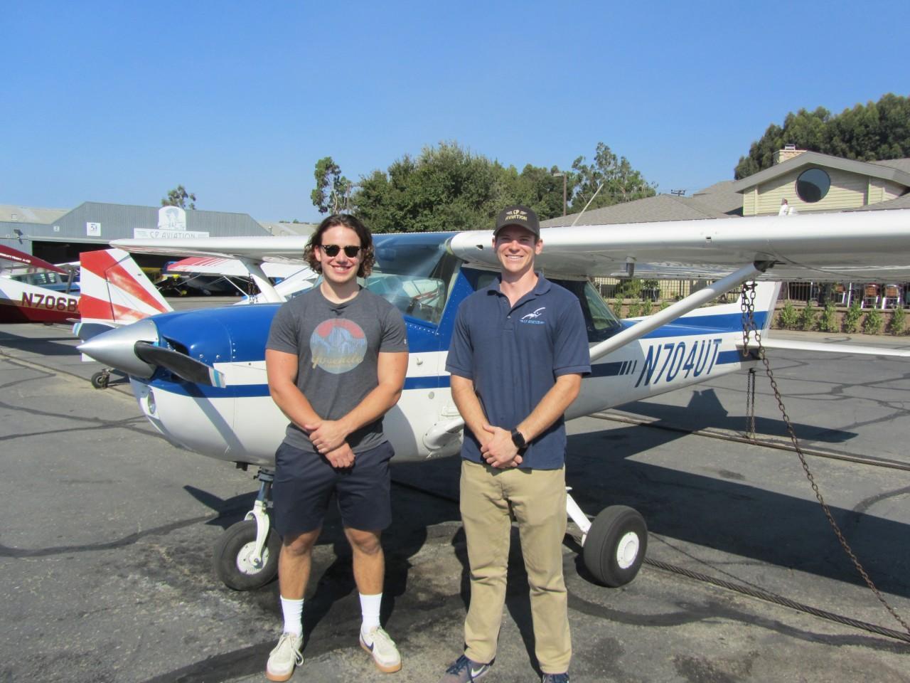 Private Pilot - Max Moore