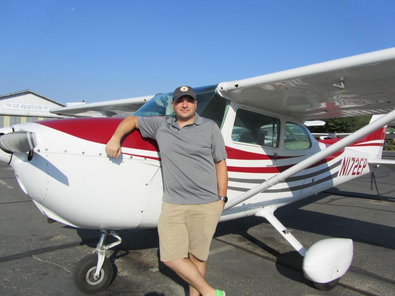 Private Pilot - David Gray