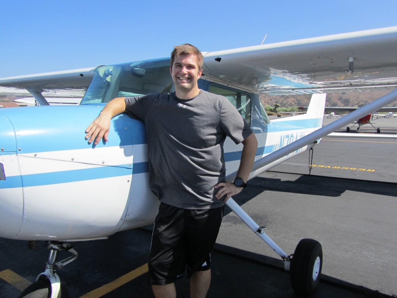 Private Pilot - Jason Peterson